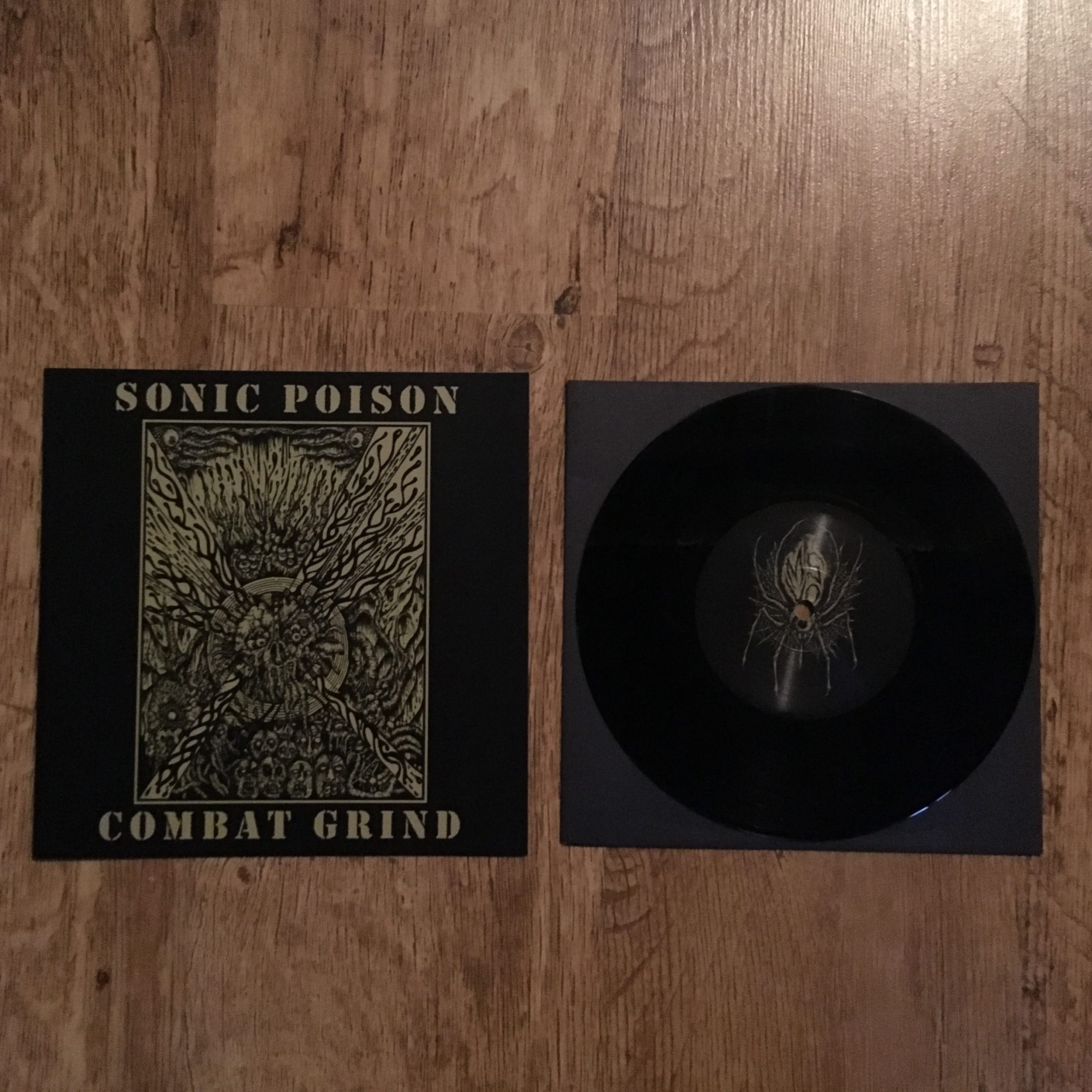 Photo of the Sonic Poison -