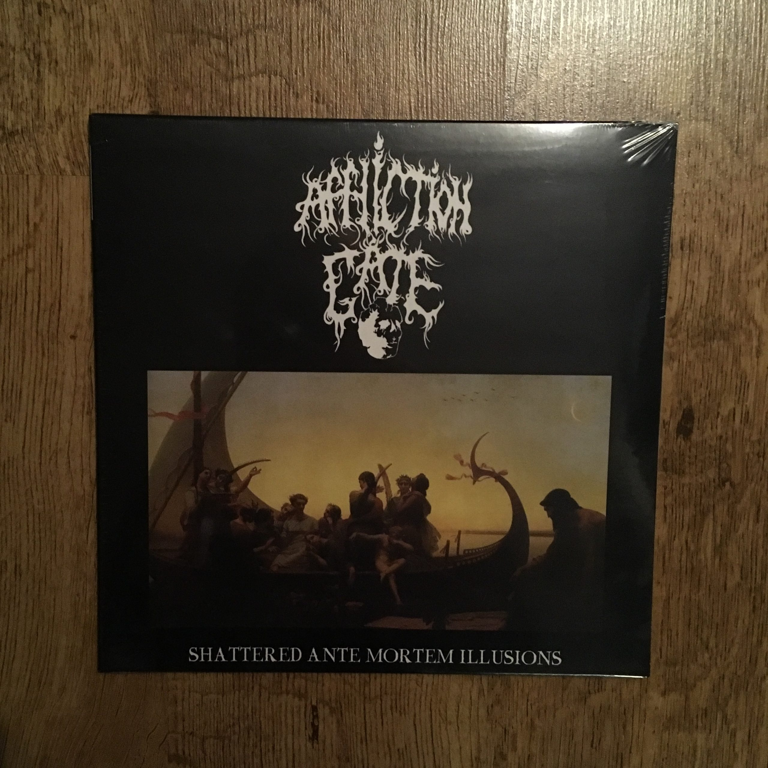 Photo of the Affliction Gate -