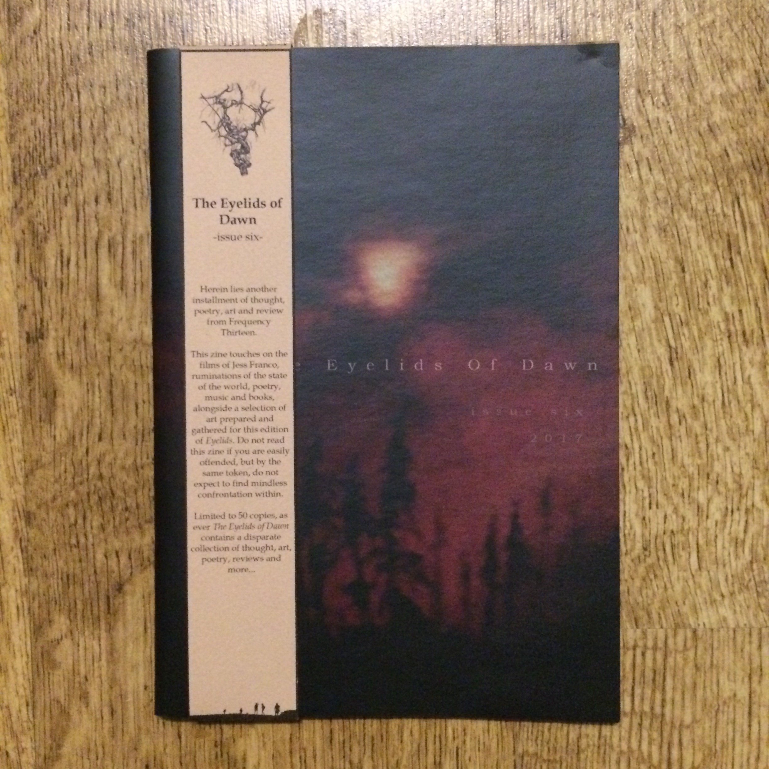 Photo of the The Eyelids of Dawn #6