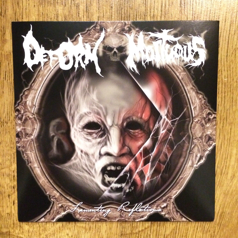 Photo of the Deform / Mortuous -