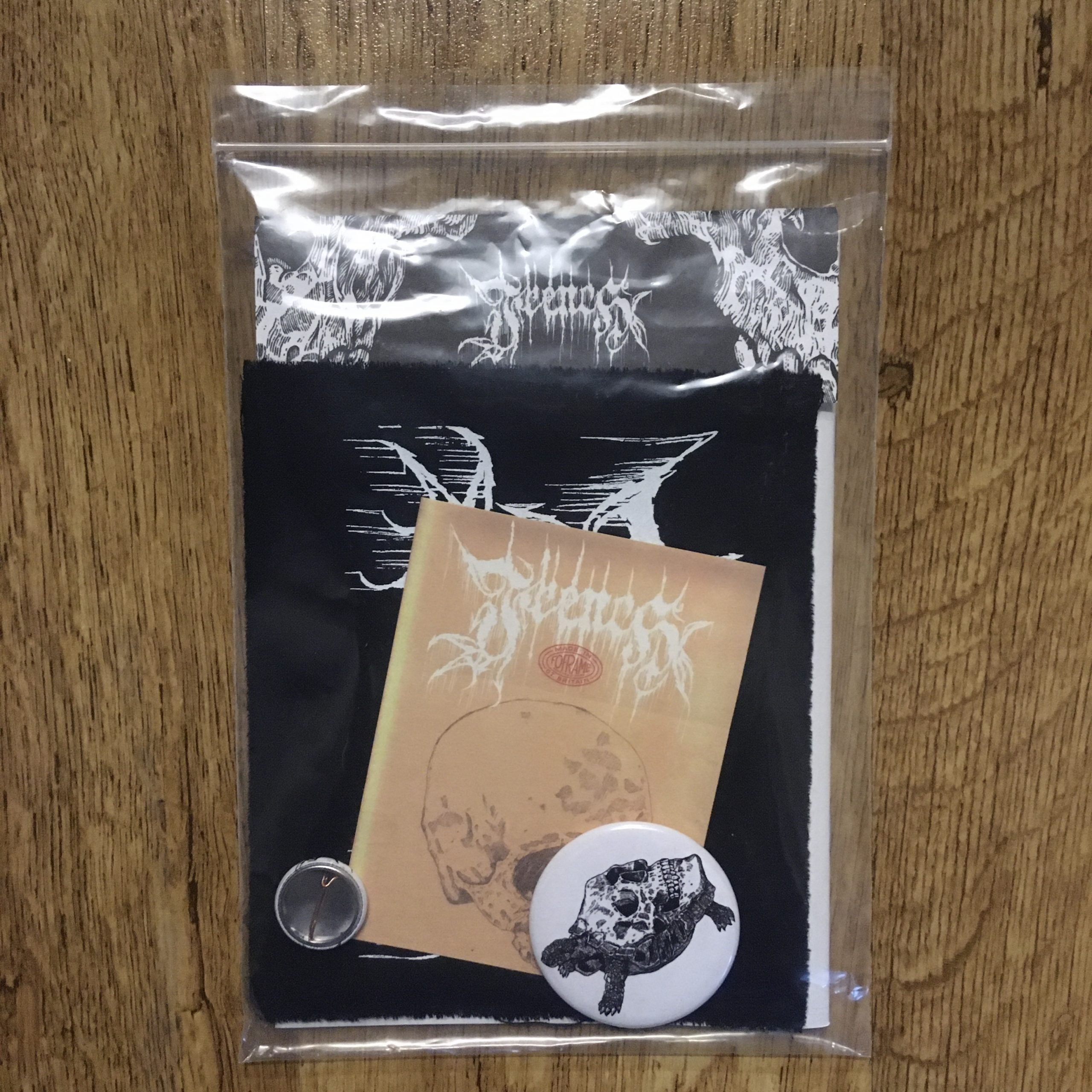 Photo of the French - zine pack