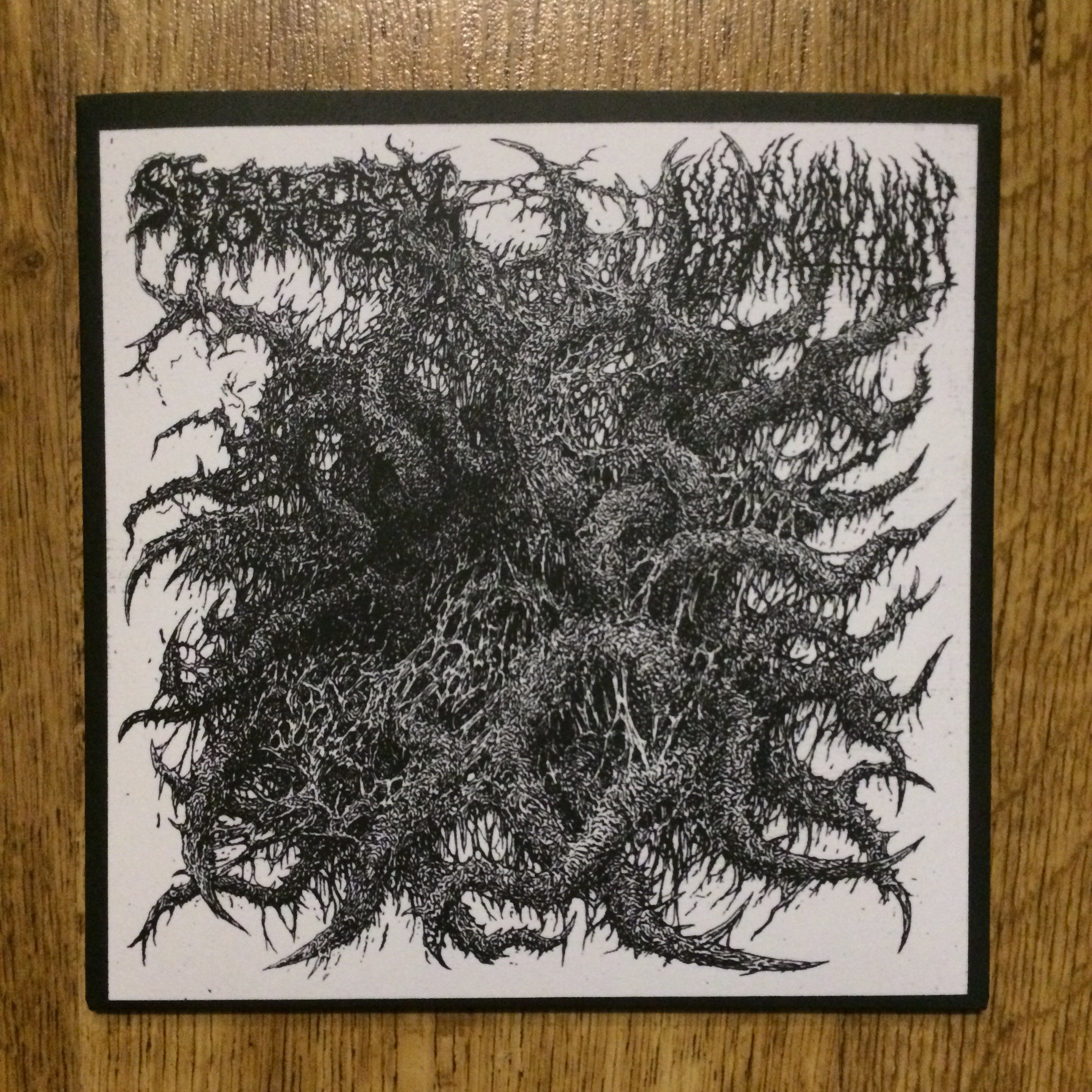Photo of the ERP068 Spectral Voice / Blood Incantation -