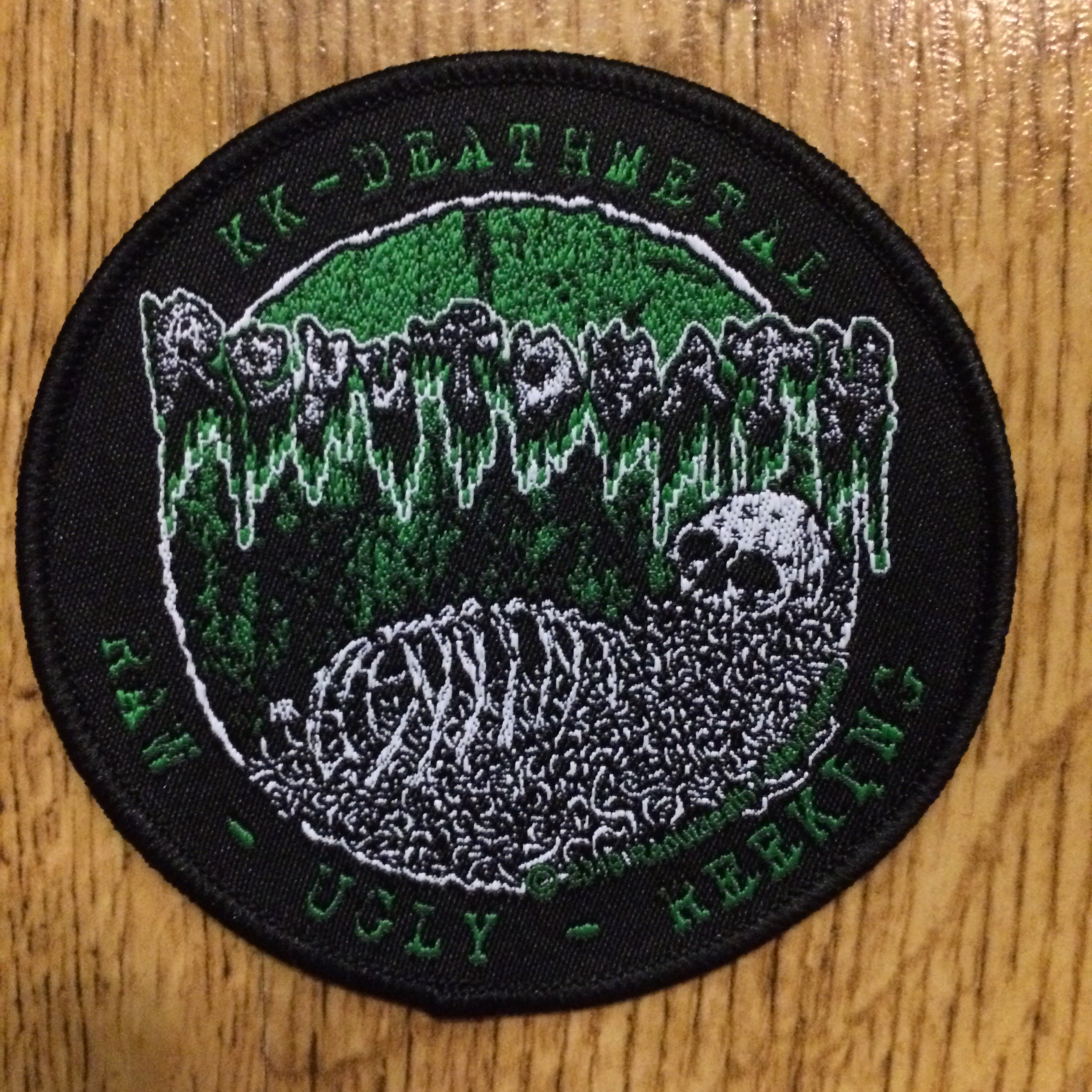 Photo of the Reputdeath - Patch