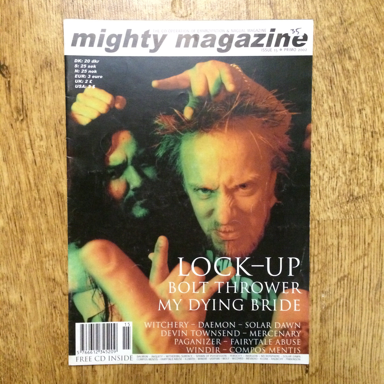 Photo of the Mighty Magazine #15