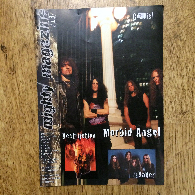 Photo of the Mighty Magazine #13