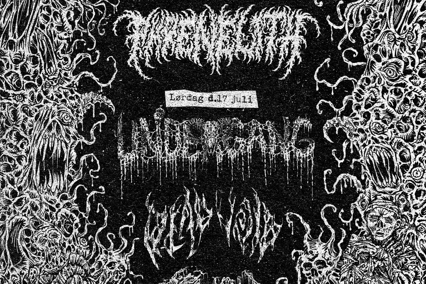 Extremely Rotten Death Metal Vol. 10 flyer