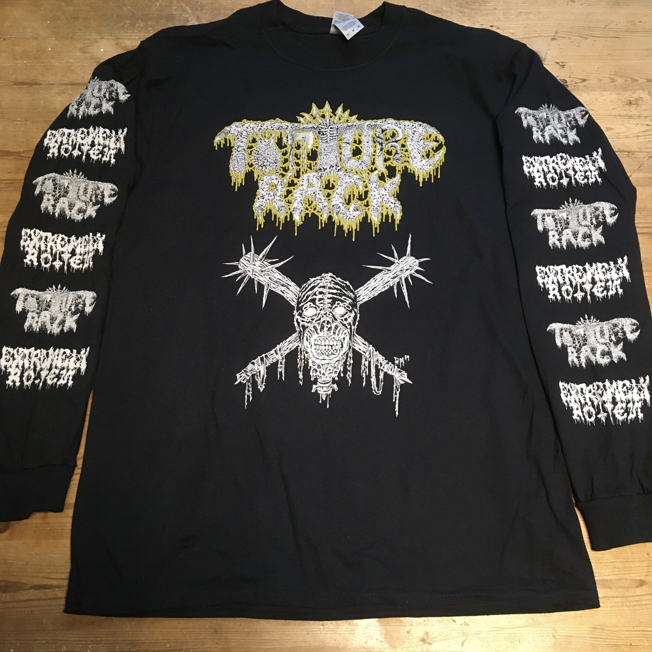 Photo of the Torture Rack -