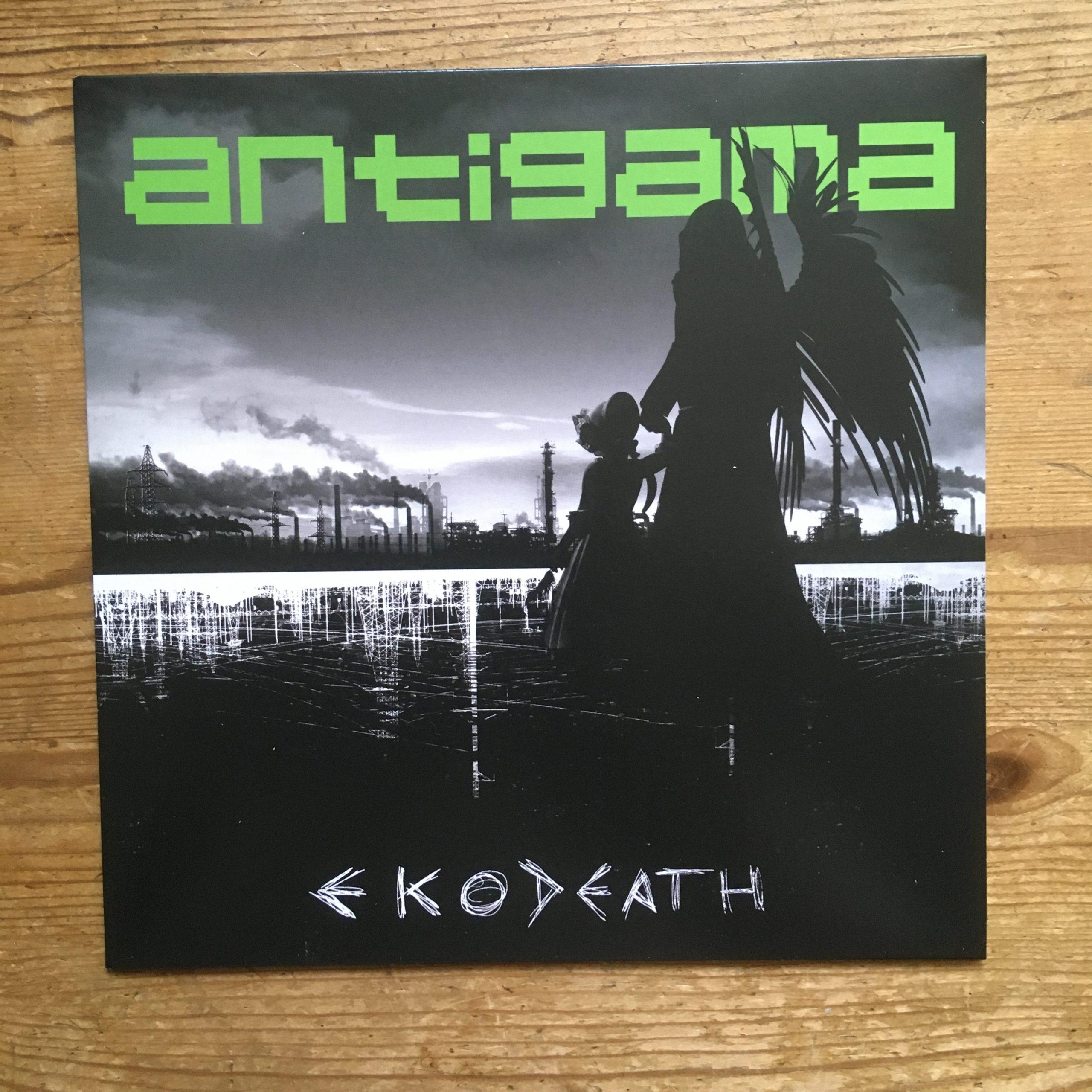 Photo of the Antigama / Schismopathic -