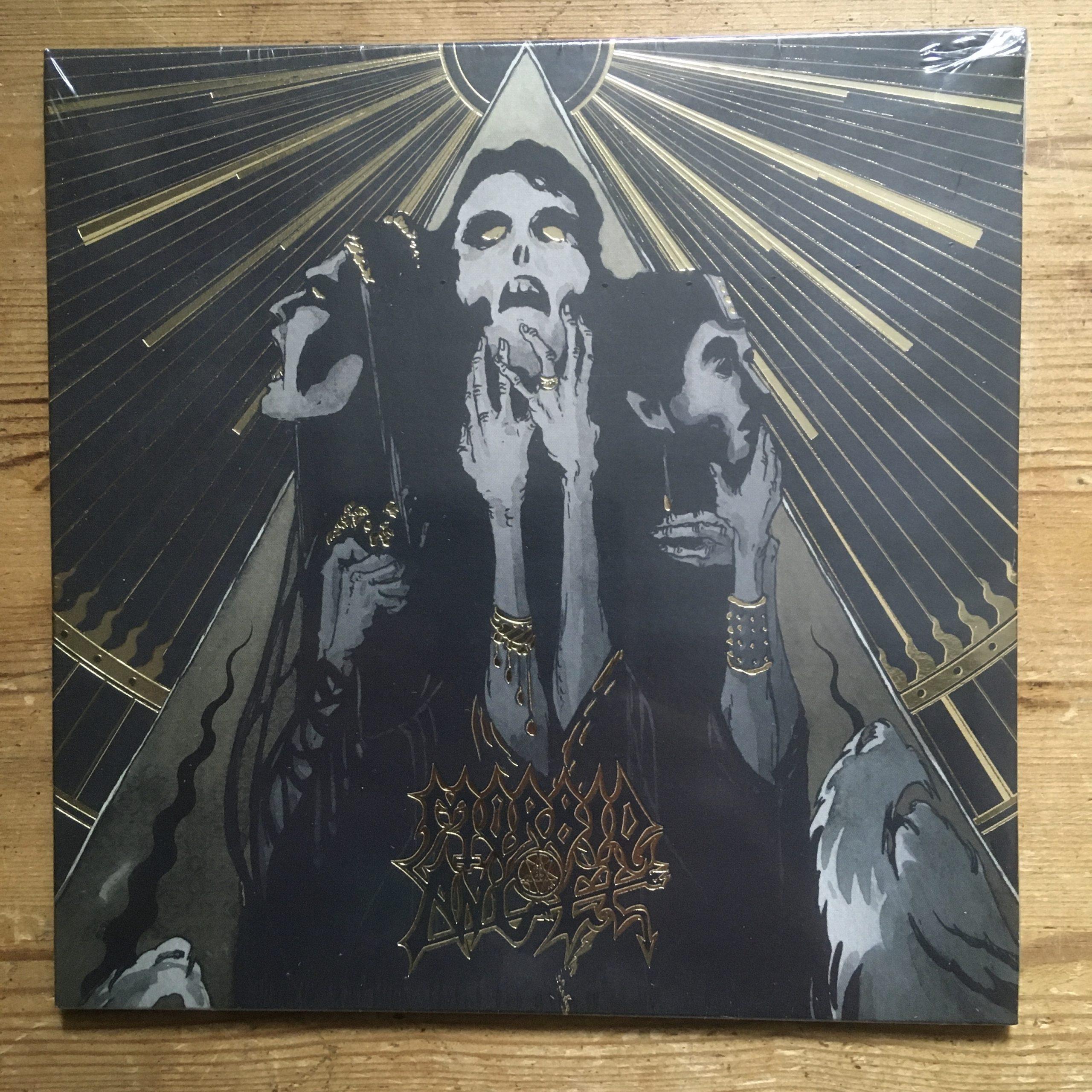 Photo of the Morbid Angel -